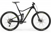 "Велосипед '19 Merida One-Twenty 9.500 Колесо:29"" Рама:L MetallicBlack/Green"